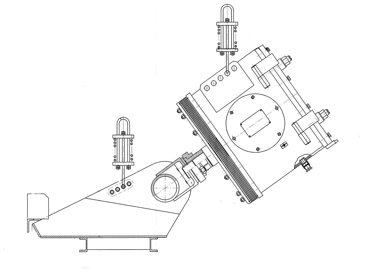 Подвесной вибрационный питатель щековые дробилки характеристики в Махачкала