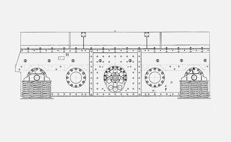 Грохот инерционный в Фролово вибрационный питатель в Магнитогорск