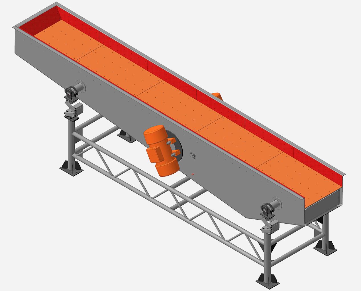 Конвейер вибрационный типа купить фольксваген транспортер 91 года